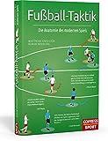 Fußball-Taktik. Die Anatomie des modernen Spiels. Fußball verstehen durch Strategie-Analyse: Insiderwissen von Nationalspielern, Fußball-Experten &...
