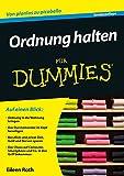 Ordnung halten für Dummies (FÜr Dummies)