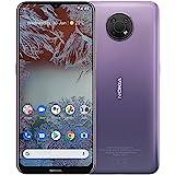 "Nokia G10 Smartphone Skandinavisches Design, Dual-SIM, RAM 3GB, ROM 32GB, bis zu 3 Tage Akkulaufzeit, verbessertes 6,5""-Display, Dreifachkamera mit..."