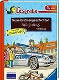 Neue Erstlesegeschichten für Jungs 1. Klasse: Mit toller Zaubertafel (Leserabe - Sonderausgaben)