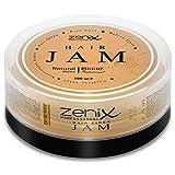 ZENIX Hair Jam – Haarwachs – Extra Langer Halt – Leichtes Modellieren – Für Feuchtes und Trockenes Haar – Natural Look – Mit Frischekick Durch...