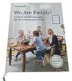 Original Vorwerk Thermomix Buch TM5 TM6 Kochbuch We are Family!
