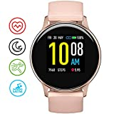 UMIDIGI Smartwatch Uwatch 2S, wasserdichte Fitness Armbanduhr mit frei wählbaren Hintergundbild, Fitness Tracker mit Pulsuhr, Stoppuhr, Schrittzähler,...