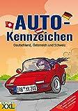 Auto-Kennzeichen: Deutschland, Österreich und Schweiz