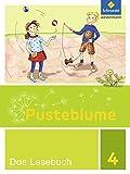 Pusteblume. Das Lesebuch - Allgemeine Ausgabe 2015: Schülerband 4