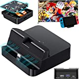 GULKit Pocket TV Dock for Nintendo Switch, PD Protocol Avoids Brick, Hyper Trans for 1080P/2K/4K Projection, Magnet Transform Design, Supported Phone or Tablet,...