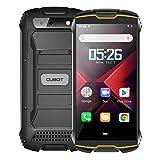 CUBOT Kingkong Mini 2 Outdoor Smartphone ohne Vertrag, Wasserdicht, Stoßfest, 4 Zoll Display, 3000mAh Akku, Android 10, Dual SIM, 3GB RAM/32GB, 8MP/13MP...
