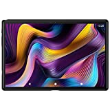 YESTEL T5 Original Android 10.0 Tablet 10 Zoll, Ultraschnelles 5G WiFi, Dual 4G LTE, FHD 1920 * 1200 IPS, Octa-Core-Prozessor, Face ID, 64 GB, 3 GB RAM 128 GB...
