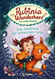 Rubinia Wunderherz, die mutige Waldelfe - Das Geheimnis der schwarzen Feder: Kinderbuch zum Vorlesen und ersten Selberlesen - Für Mädchen ab 6 Jahre -...