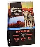 Dehner Wild Nature Hundetrockenfutter Junior, Hochmoor, 4 kg