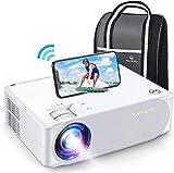WiFi Beamer 7000 Lux, Native 1080p Beamer Full HD, VANKYO Performance V630W Beamer Heimkino, mit ±50° Elektronische Korrektur, Support HDMI TV Stick Xbox...