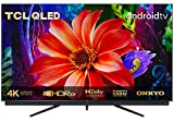 TCL 75C815 QLED Fernseher (75 Zoll) Smart TV (4K Ultra HD, HDR 10+, Triple Tuner, Android TV, Dolby Vision Atmos, integrierte ONKYO Soundbar, 120Hz Motion...