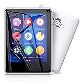 Timoom M6 MP3 Player Bluetooth 2,8' Touchscreen 32GB Sport Musik-Player mit Kopfhörer, Lautsprecher, Radio, E-Book, Video, Voice Recorder, 16 Stunden Laufzeit...