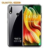 Smartphone ohne Vertrag, Oukitel Y4800 4G Günstig Handy 6GB+128GB Speicher Android 9.0 Dual SIM Smartphones, 6.3 Zoll FHD+ Display, 48MP+16MP Schönheit...