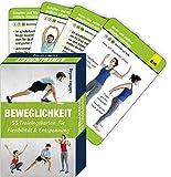 Beweglichkeit: 55 Trainingskarten für Flexibilität & Muskelentspannung (Trainingsreihe von Ronald Thomschke): 55 Trainingskarten für Flexibilität &...