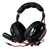 ARCTIC P533 – Gaming Headset, Over-Ear Kopfhörer für PlayStation 4 & Xbox One, Stereo-Headset für PC, Gelenkmikrofon, Noise-Cancelling, Hoher Tragekomfort,...