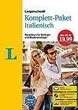 Langenscheidt Komplett-Paket Italienisch: Sprachkurs mit 2 Büchern, 6 Audio-CDs, MP3-Download, Software-Download: Sprachkurs für Einsteiger und...