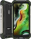 DOOGEE S58 Pro (2020) Outdoor Smartphone Ohne Vertrag Spezieller Schutzwinkel 6GB RAM 64GB ROM 5,71 Zoll FHD+ 16MP+16MP Triple Kamera 5180 mAh 4G Dual SIM Handy...