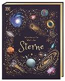 Wundervolle Welt der Sterne: Ein Weltall-Bilderbuch für die ganze Familie. Hochwertig ausgestattet mit Lesebändchen, Goldfolie und Goldschnitt