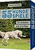 55 Hundespiele: Für drinnen und draußen