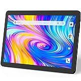 Tablet 10 Zoll,2021 Android 10.0 Tablet PC mit 2GB RAM 32GB Speicher, 128 GB Erweiterbar,1280 x 800 HD IPS, 8MP Rückfahrkamera, 6000mAh Akku, Wi-Fi, Bluetooth...