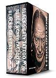 Black & Grey Tattoo 1-3 - Black and Grey Tattoo 1-3: From Street Art to Fine Art (Body Art Tattooing)