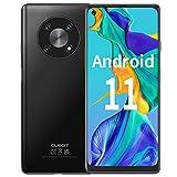 CUBOT MAX3 Smartphone Ohne Vertrag Android 11 Handy, 6,95 Zoll FHD+ Display, 4GB RAM + 64GB ROM/256 GB, 5000mAh Akku, 16MP + 48MP DREI Kamera, 4G LET Dual SIM...