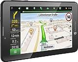 NAVITEL T700 3G Pro 17,78 cm (7 Zoll) Tablet-PC (1,3 GHz Quad-Core, 1 GB RAM, 16 GB Speicher, Dual-SIM, 3G-Modem, WiFi, Bluetooth, Android 8.1) inkl. Navitel...