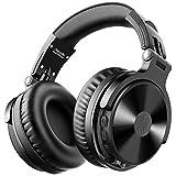 OneOdio Bluetooth Kopfhörer Over Ear [Bis zu 80 Stdn & BT 5.0] Geschlossene Musik Headphones Kabellos mit 50mm Treiber, HiFi Stereo Faltbares Bass Headset mit...