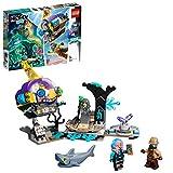 LEGO 70433 Hidden Side J. B.'s U-Boot, Spielzeug, AR Games App, interaktives Multiplayer Augmented Reality Spielset für iPhone/Android