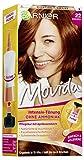 Garnier Tönung Movida Pflege-Creme, Intensiv-Tönung Haarfarbe 22 Rotkupfer (für leuchtende Farben, auch für graues Haar, ohne Ammoniak) 3er Pack...