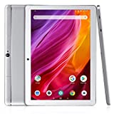 Tablet Android 10 Zoll, Dragon Touch K10 Tablet Pad Android 8.1 2GB+16GB, Quad Core IPS HD (1280 x 800), 2MP Dual Kamera Touchscreen /Micro HDMI /GPS/ FM /WiFi...