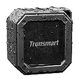 Bluetooth Lautsprecher Wasserdicht, Tronsmart Groove(Force Mini) Kabellose Tragbarer 10W Outdoor Mini Lautsprecher, IPX7 wasserdicht, Eingebauten Mikrofo,...