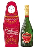 Tsarine Champagner BRUT Cuvée Premium Matriochka (1 x 0.75 l)