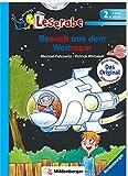 Besuch aus dem Weltraum - Leserabe 2. Klasse - Erstlesebuch für Kinder ab 7 Jahren (Leserabe mit Mildenberger Silbenmethode)