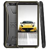 Blackview BV5500 Pro Outdoor Smartphone ohne Vertrag, 4G Handy Android 9.0 mit IP68 Wasserdicht, 3GB RAM + 16GB Speicher, 4400mAh Akku, 5.5 Zoll Display Handy...