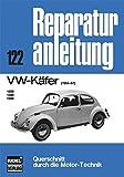 VW Käfer 1964-1967 (Reparaturanleitungen)
