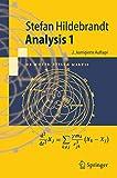 Analysis 1 (Springer-Lehrbuch) (German Edition)