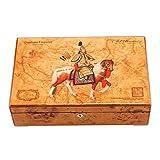Watch boxes Holzuhr aus Holz mit Klavierfarbe, Aufbewahrungsbox für mechanische Uhren mit Schloss, hochwertiges, Aufbewahrungsbox für 12 Uhren
