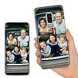 TULLUN Personalisierte Handyhülle für Samsung Galaxy S8 - Ihr Eigenes Bild Foto Idee Brauch Soft Gel Schutzhülle Handy Hülle - Ihr Eigenes Design