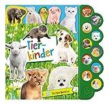 Soundbuch Tierkinder: Soundleiste mit 10 Tiergeräuschen