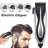 YMG Elektrischer Haarschneider Professioneller Geräuscharmer Maschinenrasierer Für Männer Und Kinder Verstellbarer Elektrischer Haarschneider