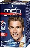 Schwarzkopf Men Perfect 40 Haartönung natur dunkelblond, hochwertige Haarfarbe gegen graue Haare 3er Pack (3 x 80ml)
