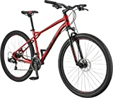 GT Aggressor Sport 29 Zoll Mountainbike Hardtail MTB Fahrrad 29' Mountain Bike (rot, 54 cm)