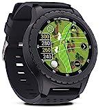SkyCaddie LX5, GPS-Golf-Uhr mit Touchscreen-Display und HD-Farb-CurseView Karten, schwarz, klein