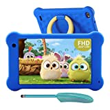 AEEZO Kids Tablet 7 Zoll WiFi Android 10 Tablet PC 2020 New FHD 1920x1200 IPS Screen, 2GB RAM 32GB ROM, Parental Control, Kidoz Installed, Eye Protection Anti...