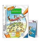tiptoi Collectix Ravensburger Buch   Deutschland - Sachunterricht Grundschule + Kinder Wimmel Weltkarte - Lerne Städte, Länder, Tiere, Kontinente