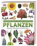 Pflanzen: Bäume, Blumen und Gräser (Unsere Welt in 1000 Bildern)