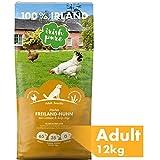 Irish Pure Adult Freiland-Huhn mit Kelp-Alge & Gemüse - Trockenfutter für Hunde, Hoher Fleischanteil, Vitamine, Getreidefrei, Sensitiv, Hundetrockenfutter,...