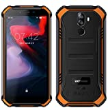 DOOGEE S40 (3GB+32GB) Robustes 4G Android 9,0 Handy ohne Vertrag,5,5' HD (Gorilla Glass 4) IP68 Outdoor wasserdichtes Telephone DUAL SIM Militär Smartphone,...